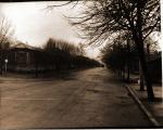 Вид улицы Праволыбедской в сторону улицы Горького