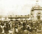 Рязань. Новобазарная площадь