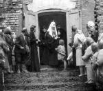 Патриарх Алексий II в Иоанно-Богословском монастыре, 1991 г.