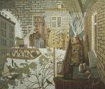«Сон мальчика о дворах(так выглядят дворы на улице Чкалова).»