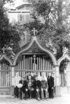 Шацк. Никольская церковь