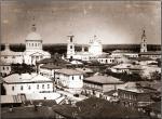 Скопин, центральная часть города