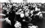Рязань, площадь Ленина, 9 мая 1945 г.