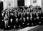 Члены бюро и работники Рязанского обкома КПСС, декабрь 1959 г.