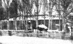 Дом в котором скончался Л.Н. Толстой  на станции Астапово Данковского уезда