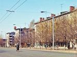 Улица Дзержинского, 1971 г.