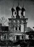 Храпово. Церковь Покрова. Южный фасад.